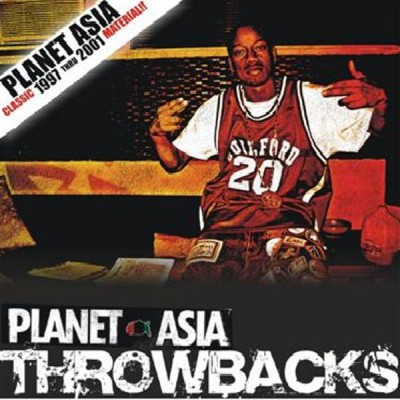 Planet Asia – Throwbacks (2004)