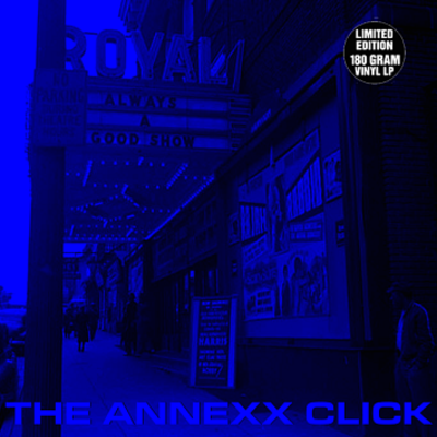 The Annexx Click – The Blue Tape (2013)