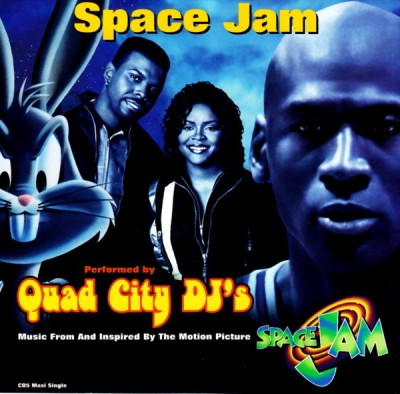 Quad City DJ's – Space Jam (1996)