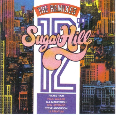 VA – Sugarhill – The 12″ Remixes (1990)