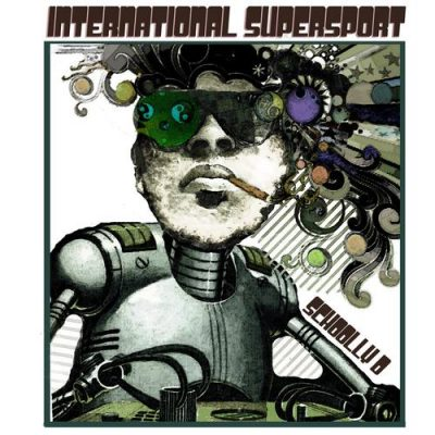 Schoolly D – International Supersport (2010)
