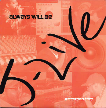 J-Live – Always Will Be EP (2003)