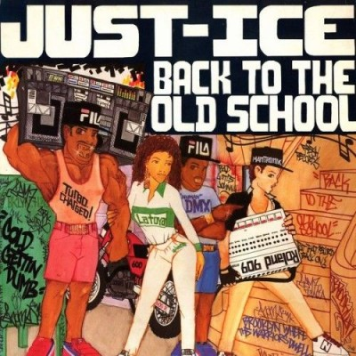 Just-Ice – Back To The Old School (1986-2005)