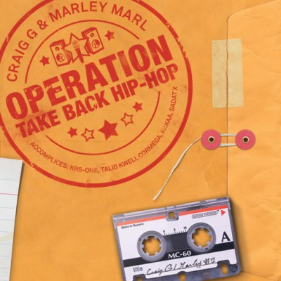 Craig G & Marley Marl – Operation Take Hip Hop Back (2008)