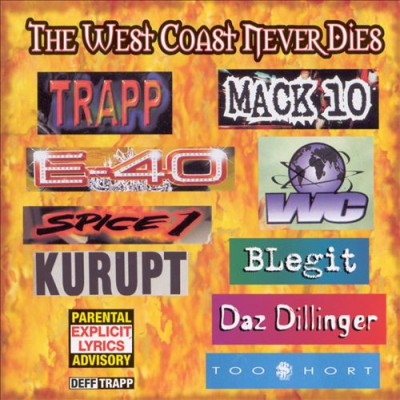 VA – The West Coast Never Dies (1999)