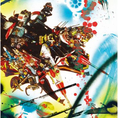 Rammellzee – This Is What You Made Me (2003)