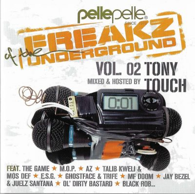 Tony Touch – Freakz Of The Underground Vol. 02 (2006)
