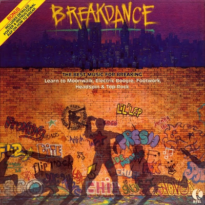 VA / Alex & The City Crew ‎– Breakdance (1984)