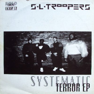 S.L. Troopers – Systematic Terror EP (1992)