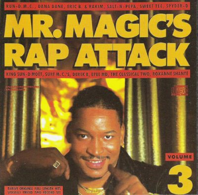 Mr. Magic – Mr. Magic's Rap Attack Volume 3 (1987)