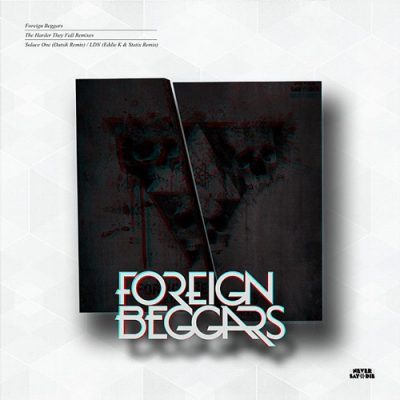 Foreign Beggars – The Harder They Fall Remixes (2012)