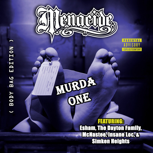 Menacide – Murda One (Body Bag Edition) (2018)