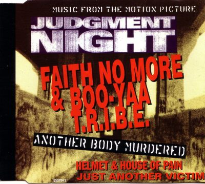 Faith No More & Boo Yaa Tribe – Another Body Murdered (1993)