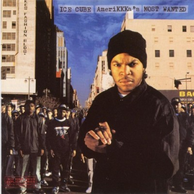 Ice Cube – AmeriKKKa's Most Wanted (1990-2003)
