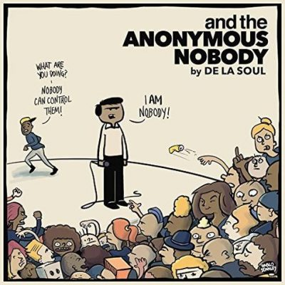 De La Soul – And The Anonymous Nobody…(2016)