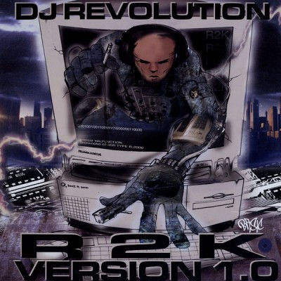 DJ Revolution – R2K Version 1.0 (1999)