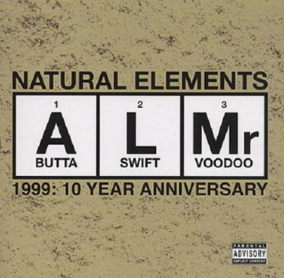 Natural Elements – 1999: 10 Year Anniversary (2009)