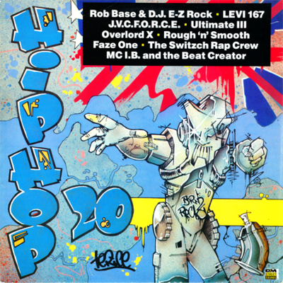 VA – Street Sounds Hip Hop 20 (1988)
