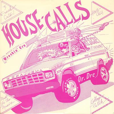 The World Class Wreckin Cru – House Calls (1987)