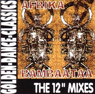 "Afrika Bambaataa – The 12"" Mixes (1999)"