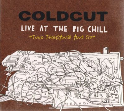 Coldcut – Live At The Big Chill (2006)