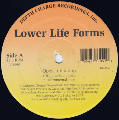 Lower Life Forms – Open Invitation / Independence Day (1997)