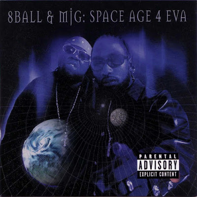 8Ball & MJG – Space Age 4 Eva (2000)