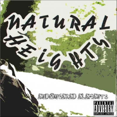 Endangered Elements – Natural Heights EP (1992)