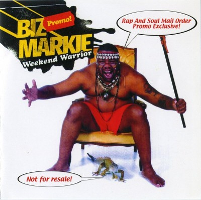Biz Markie – Weekend Warrior (2003)