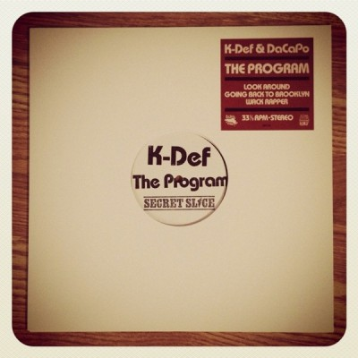K-Def & DaCapo – The Program (2013)