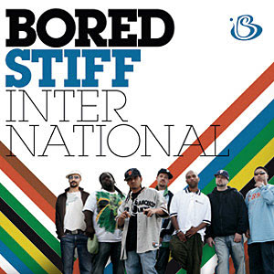 Bored Stiff – International EP (2008)