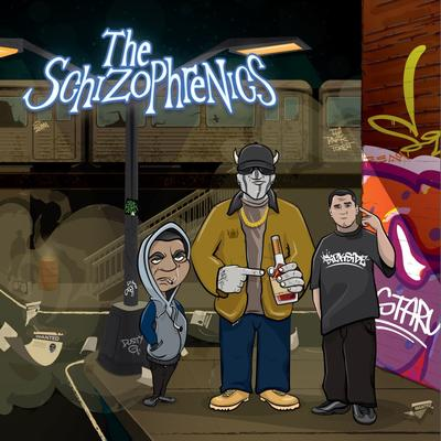 Starvin B & Dusty G – The Schizophrenics (2015)