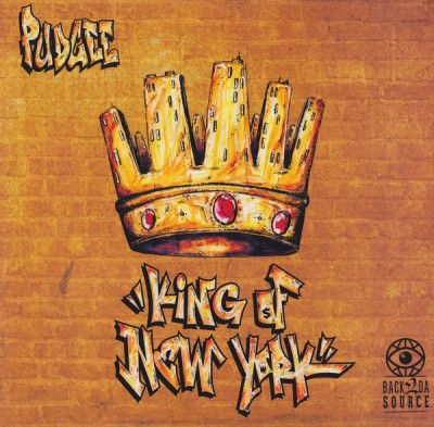 Pudgee – King Of New York (2016)