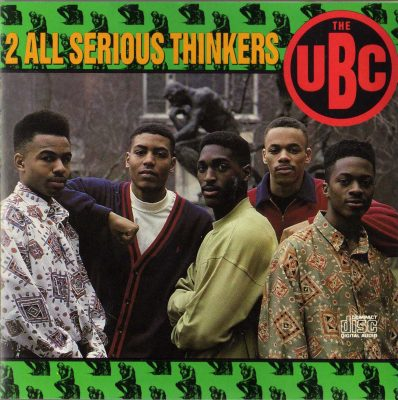 The UBC – 2 All Serious Thinkers (1990)