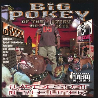 Big Pokey – Hardest Pit In The Litter (1999)