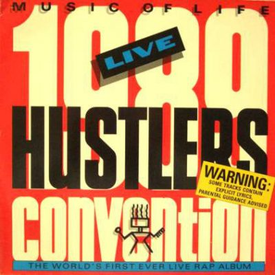 Various – 1989 Hustlers Convention (Music Of Life) (1989)