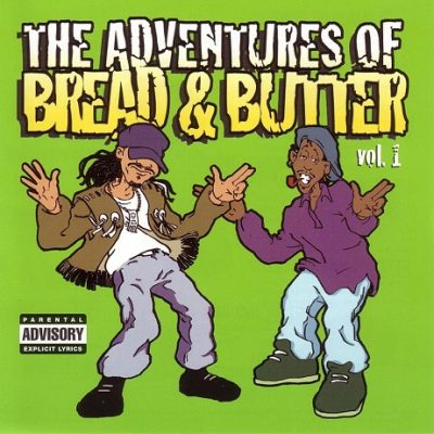 Bread & Butter – The Adventures Of Bread & Butter Vol. 1 (1998)