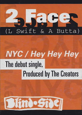 2 Face – NYC / Hey Hey Hey (1996)
