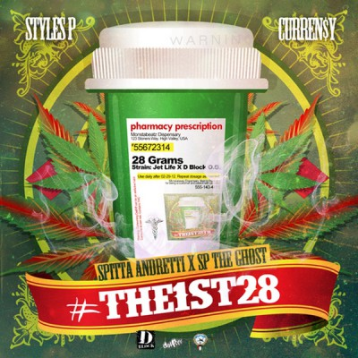 Curren$y & Styles P – #The1st28 EP (2012)