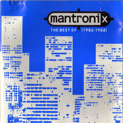 Mantronix – The Best Of (1986 – 1988) (1990)