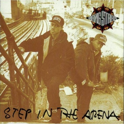 Gang Starr – Step In The Arena (1991)