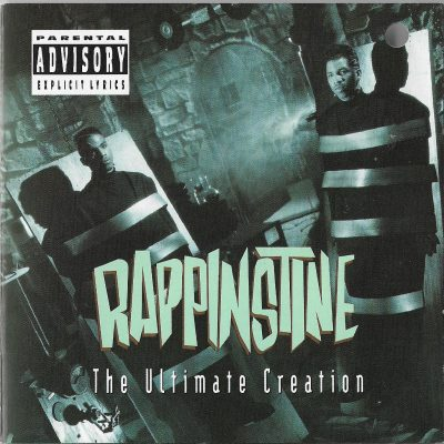 Rappinstine – The Ultimate Creation (1991)