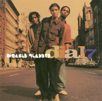 Digable Planets – Dial 7 (1995)