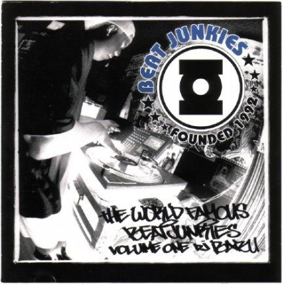Beat Junkies – The World Famous Beat Junkies Vol. 1: DJ Babu (1997)