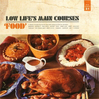 VA – Lowlife's Main Courses 'Food' (2003)