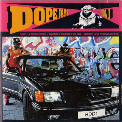 Various – Dope Jams Volume 1 (1992)