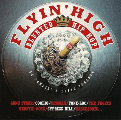 VA – Flyin' High Blunted Hip Hop (1996)