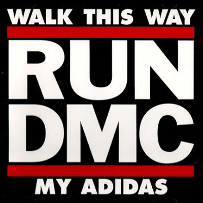 Run-D.M.C. – Walk This Way / My Adidas (2002)