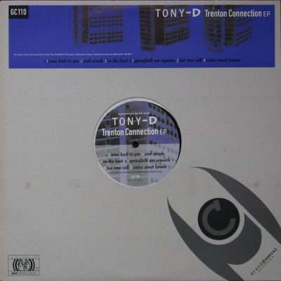 Tony D – Trenton Connection EP (1996)