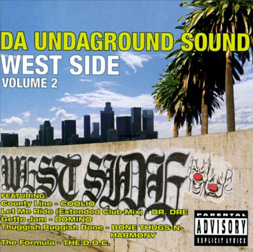 VA – Da Undaground Sound West Side Vol. 2 (1996)